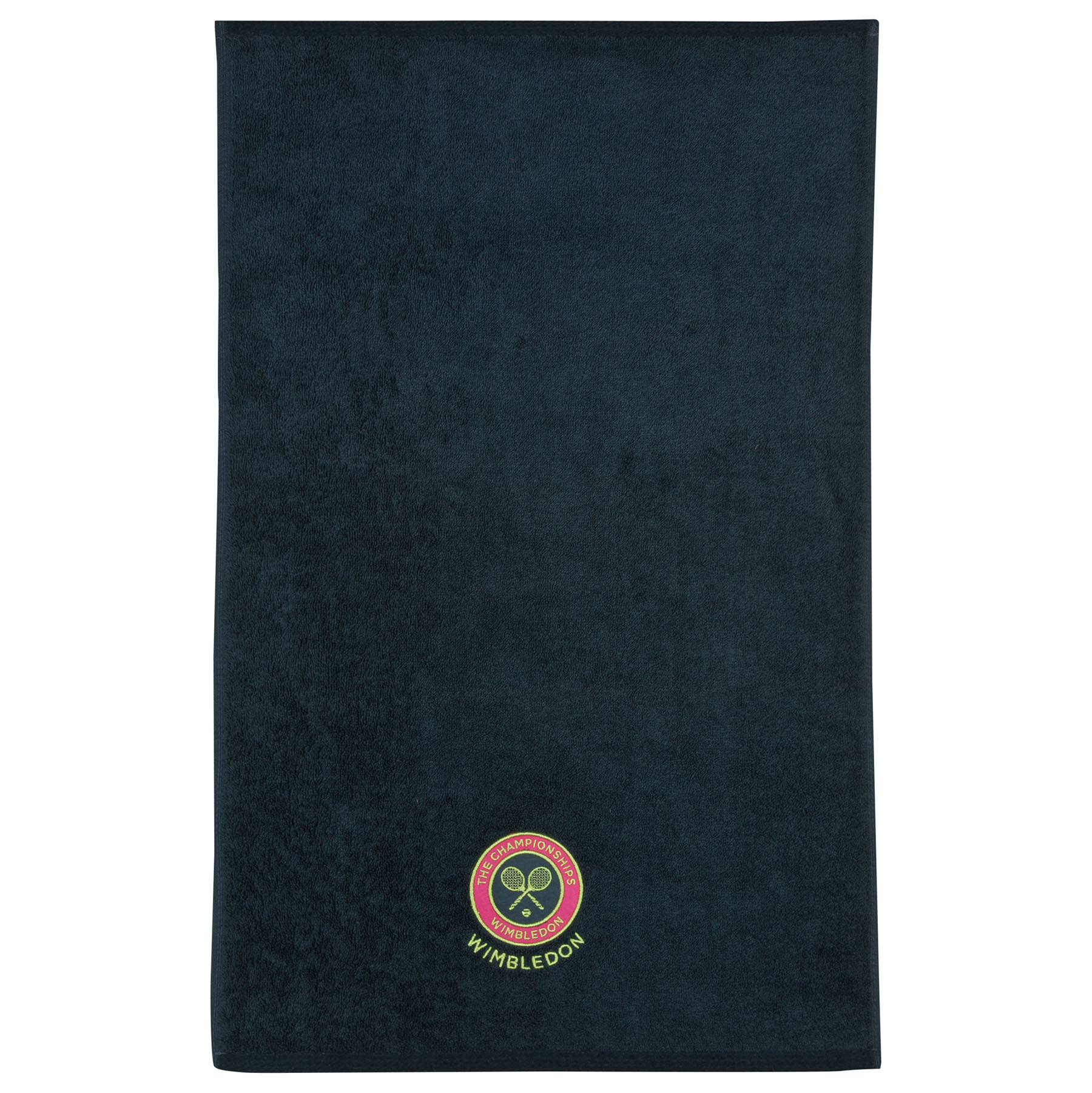 Wimbledon Ladies 2015 Guest Towel - Charcoal