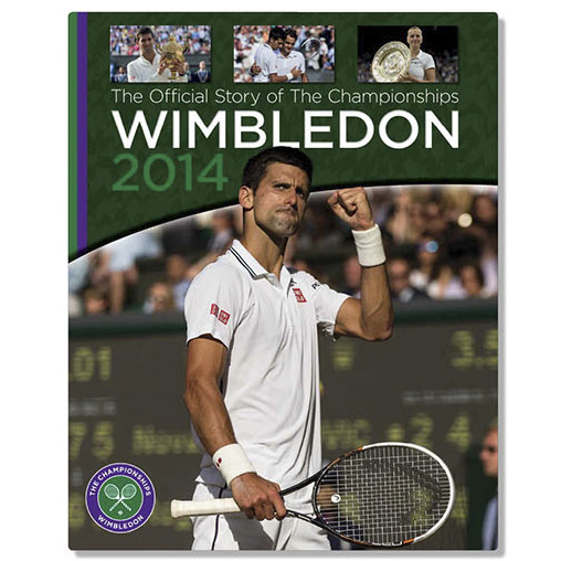Wimbledon 2014: The Official Story of The Championships