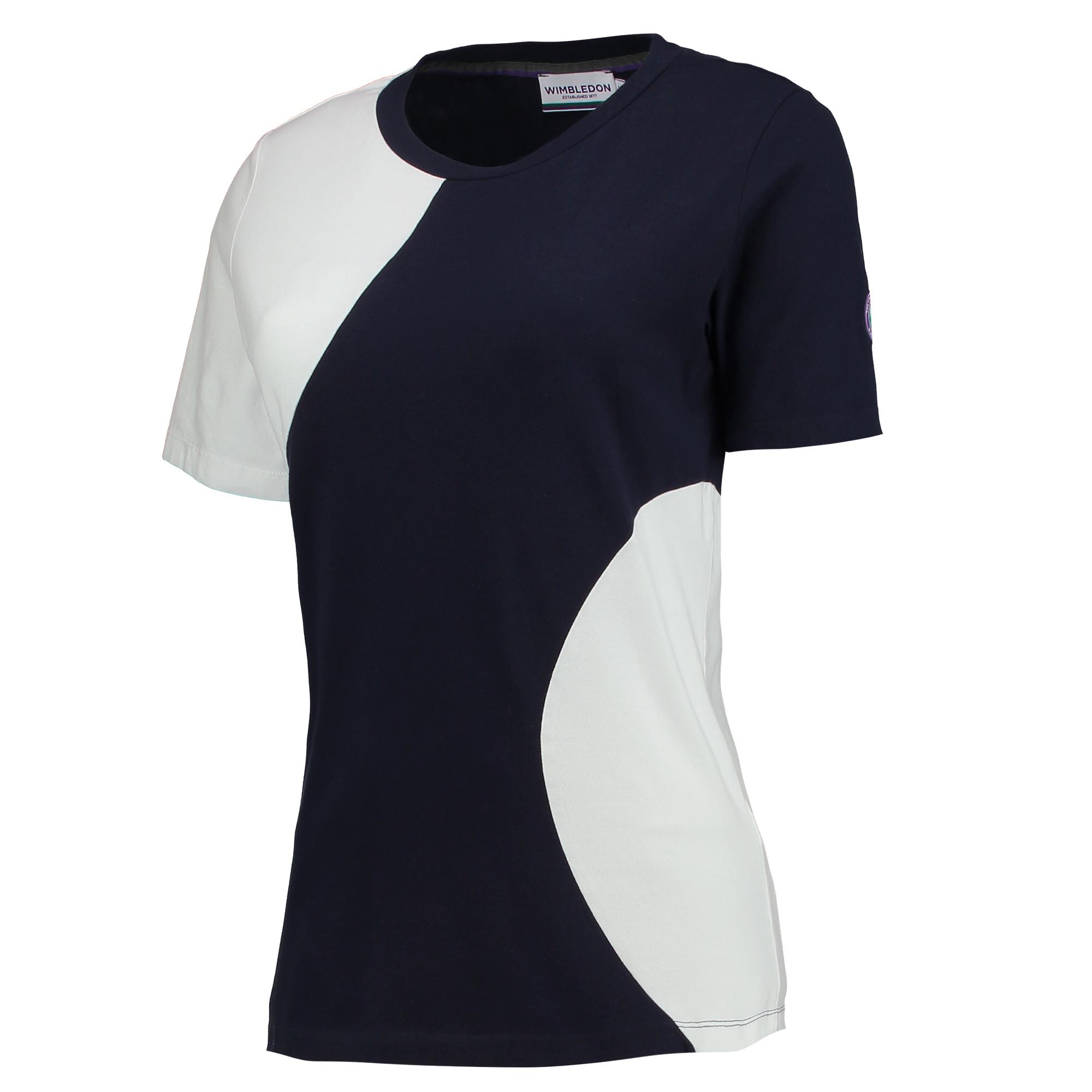 Wimbledon Logo T-Shirt - Ladies
