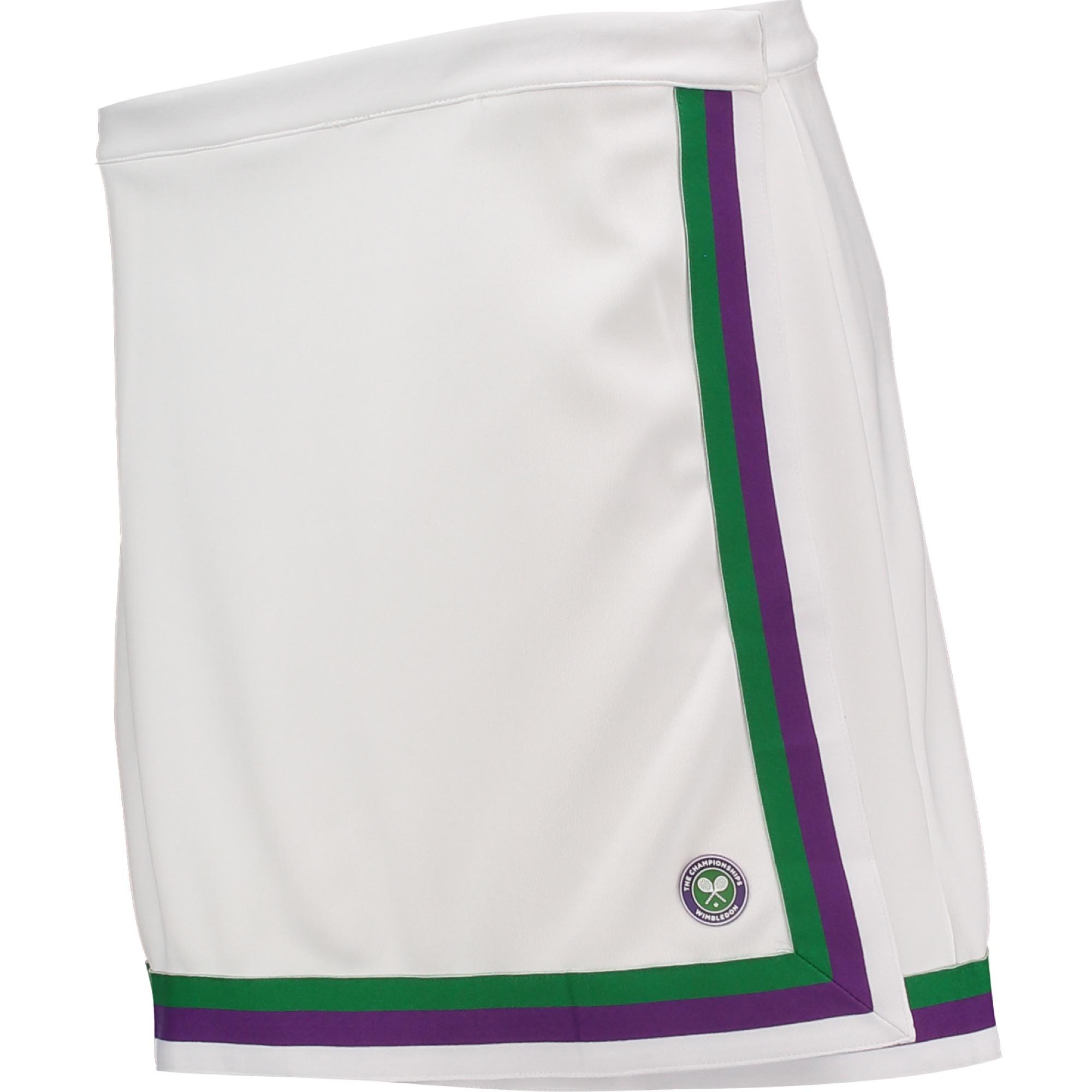 Wimbledon Skirt  - White - Ladies