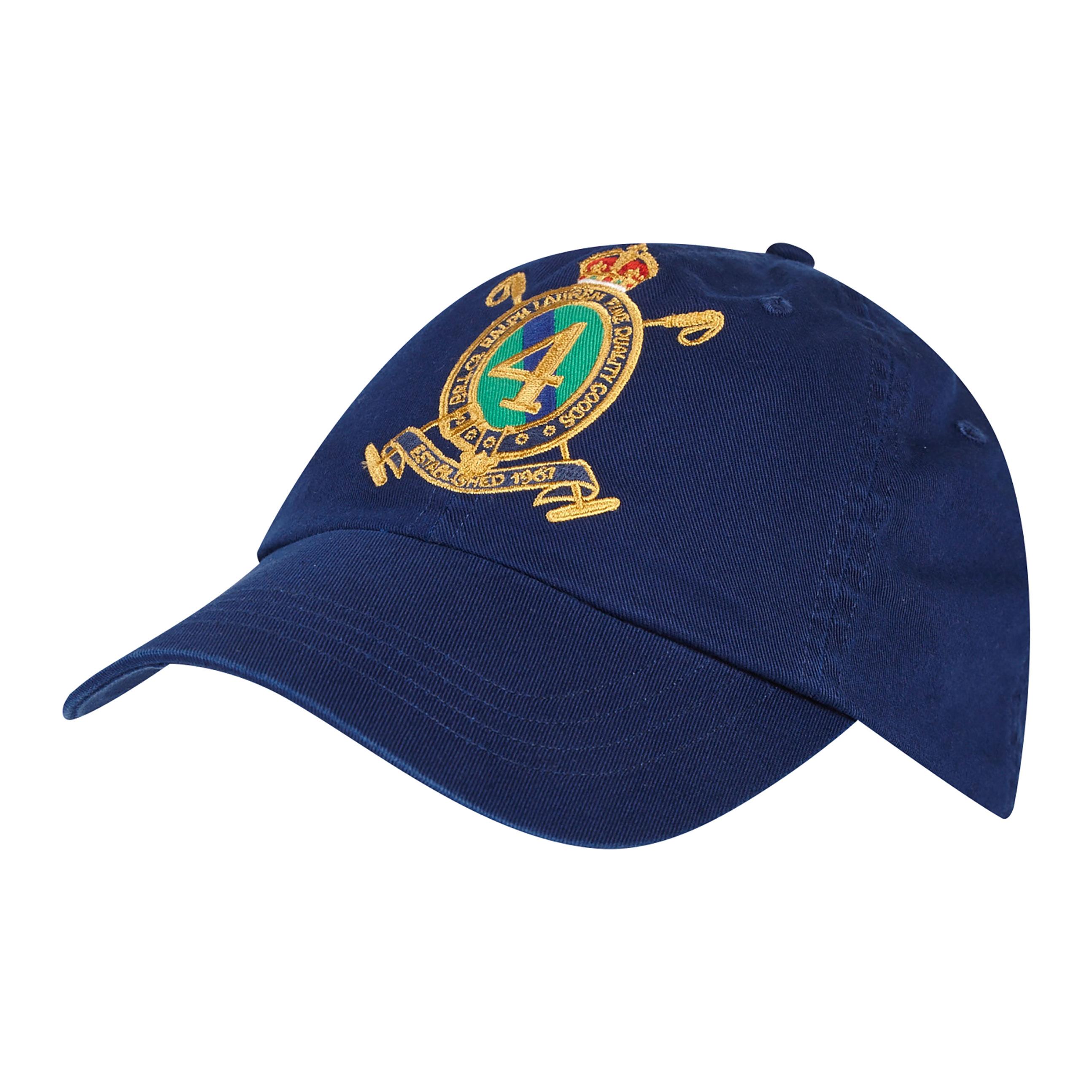 Wimbledon Ralph Lauren Classic Sports Cap - French Navy