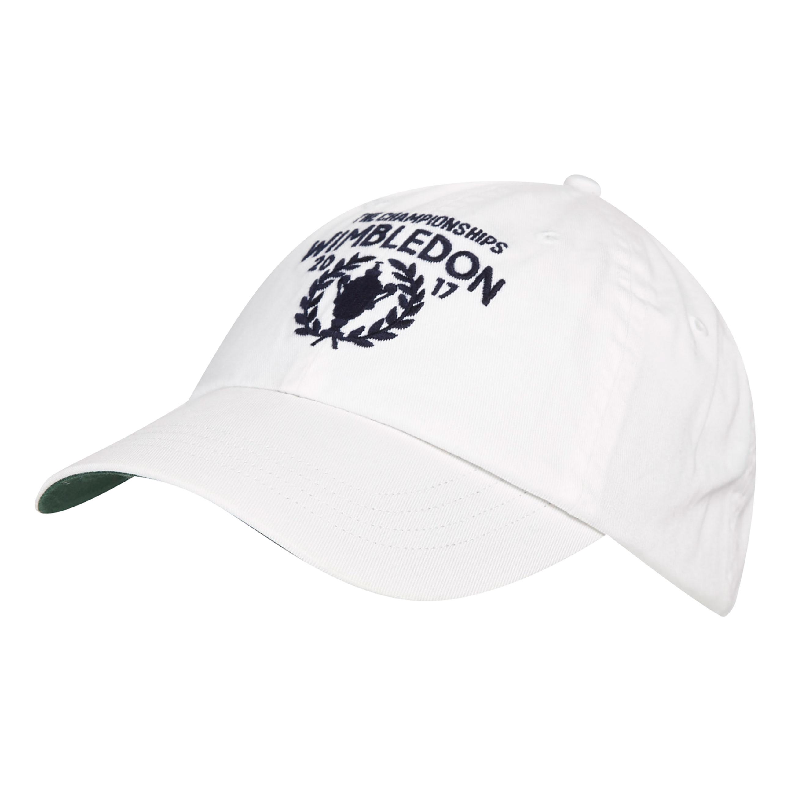 Wimbledon Ralph Lauren Classic Sports Cap - White