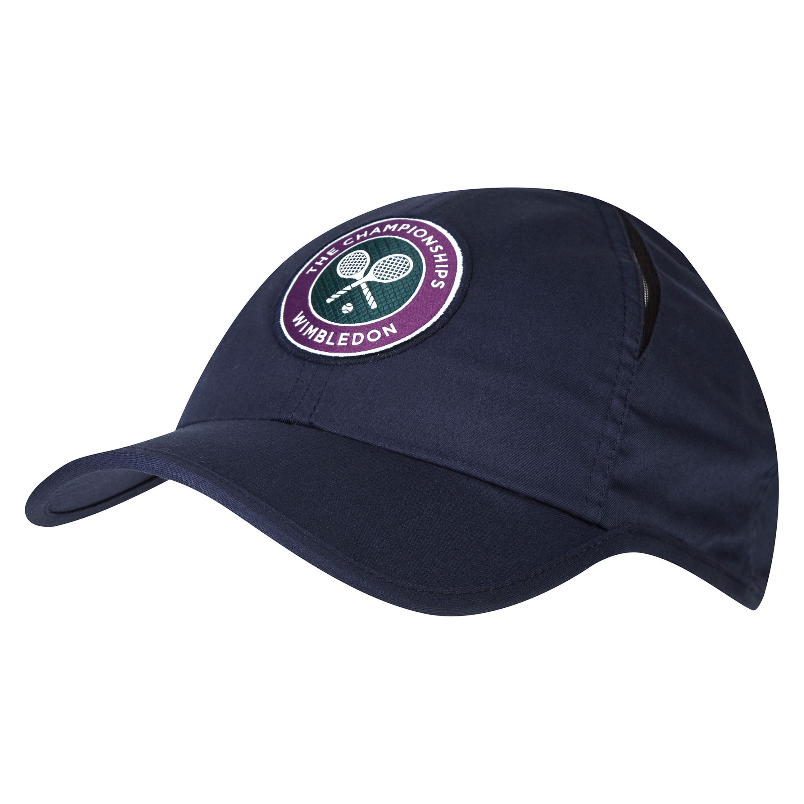 Wimbledon Ralph Lauren Cross Court Hat - French Navy