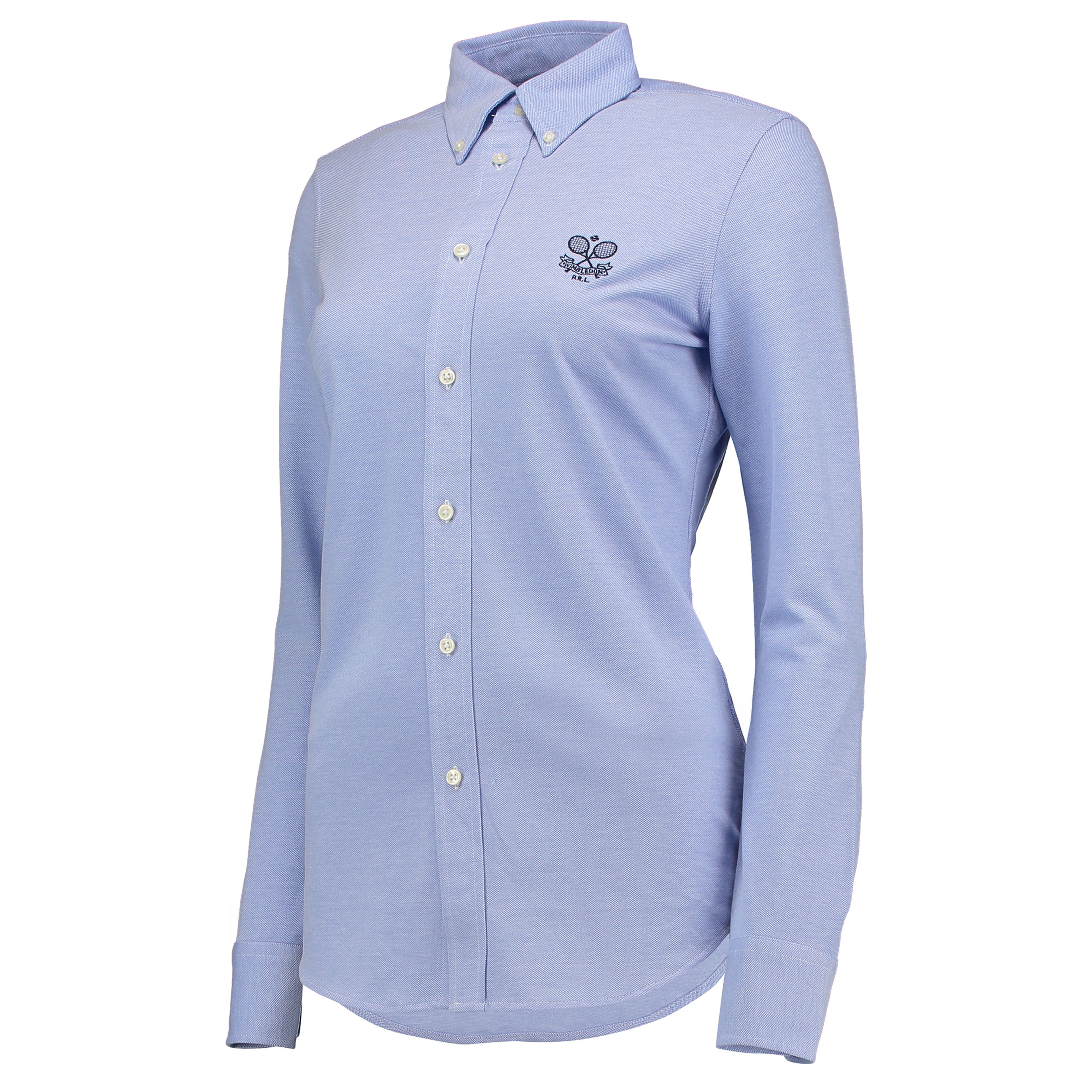 Wimbledon Ralph Lauren Oxford Shirt - Harbor Island - Ladies