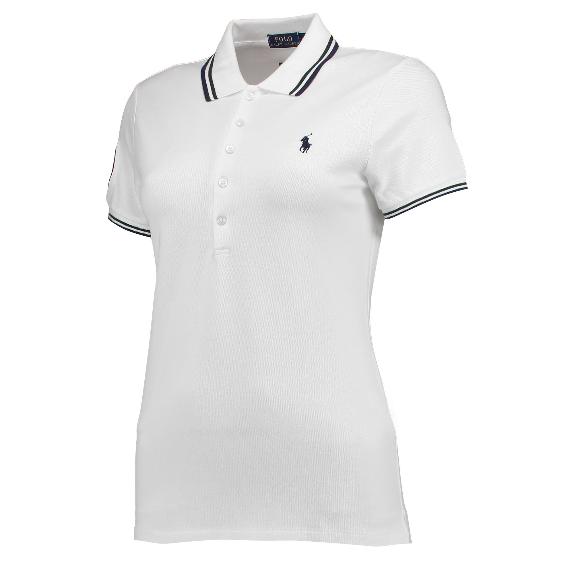 Wimbledon Ralph Lauren Polo - White - Ladies