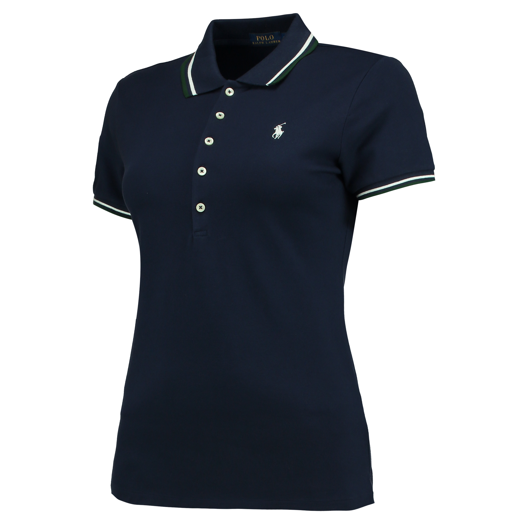 Wimbledon Ralph Lauren Polo - French Navy - Ladies