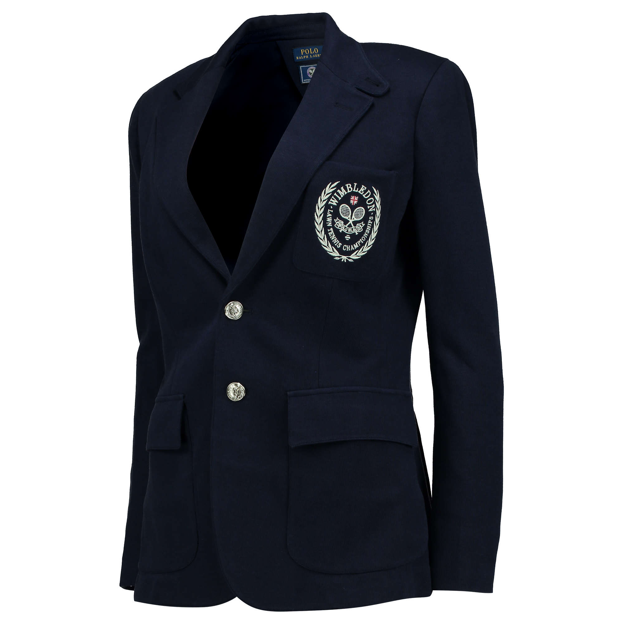 Wimbledon Ralph Lauren Blazer - French Navy - Ladies