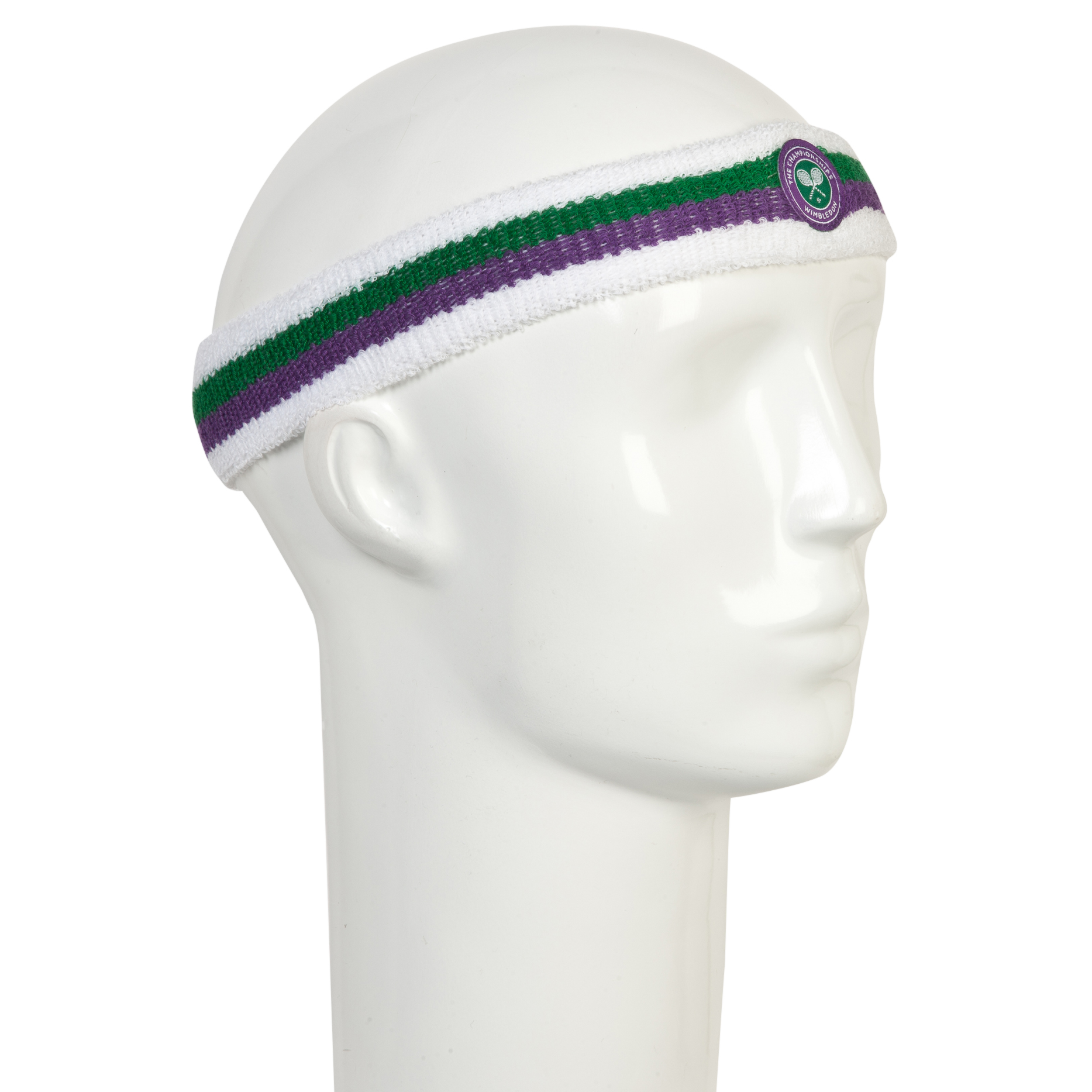 Wimbledon Headband - White