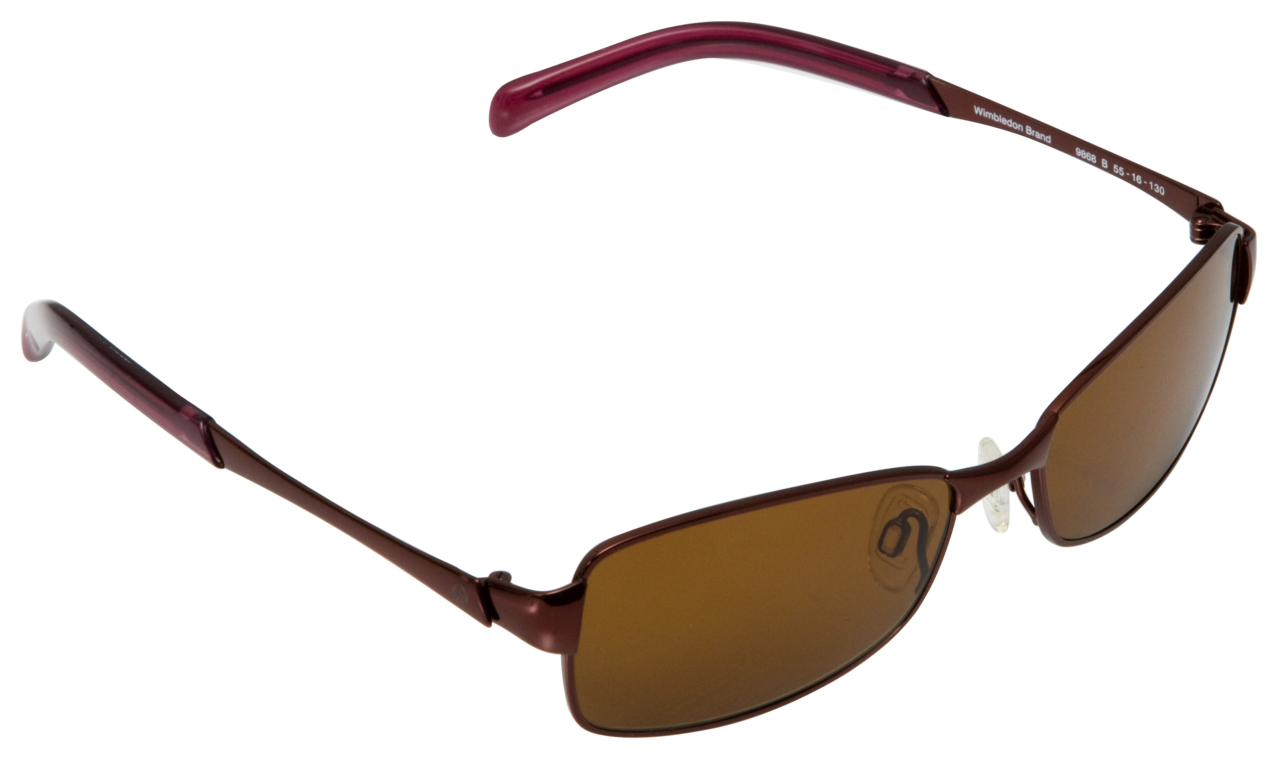Wimbledon Ladies Metal Sunglasses