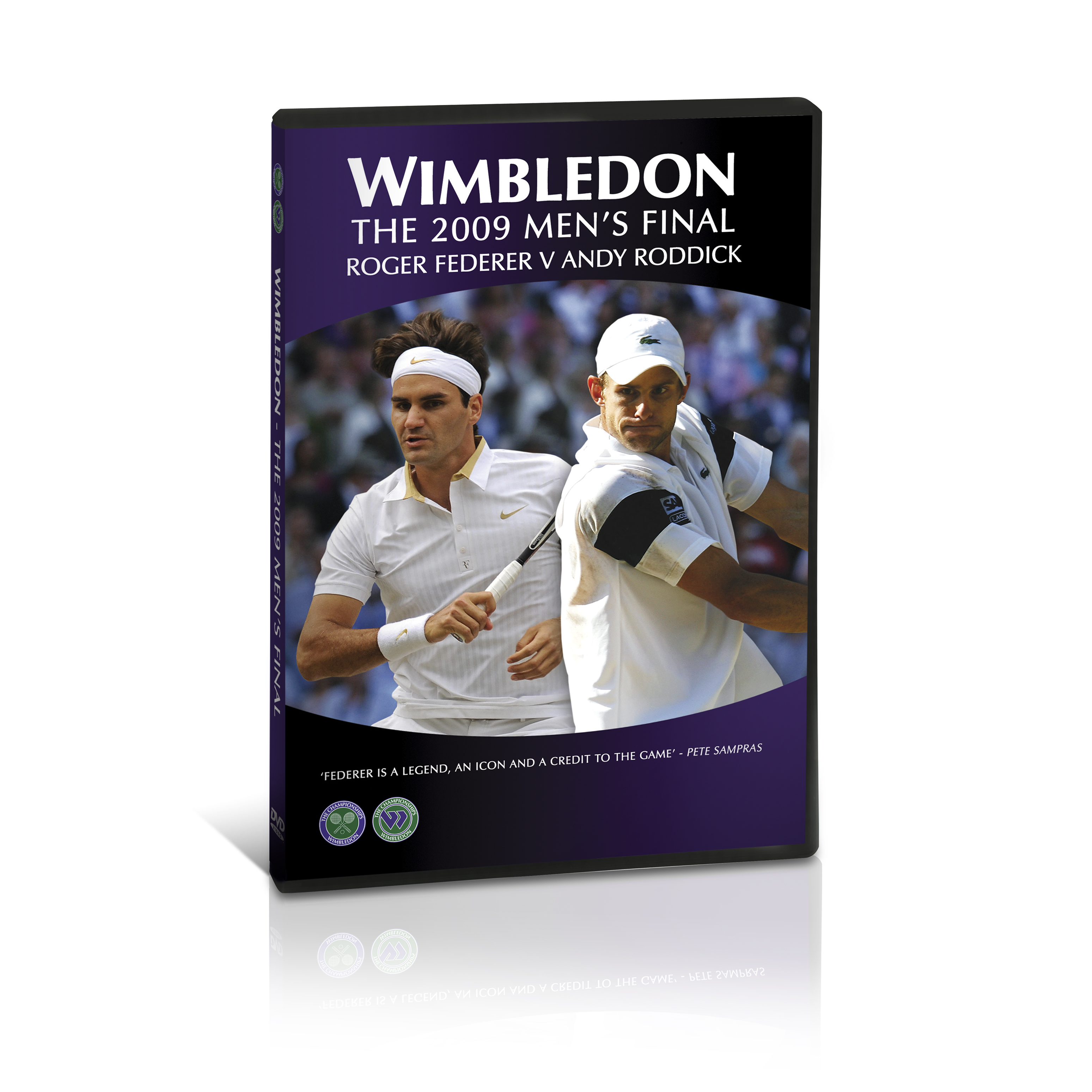 Wimbledon The 2009 Mens Final: Federer vs Roddick NTSC