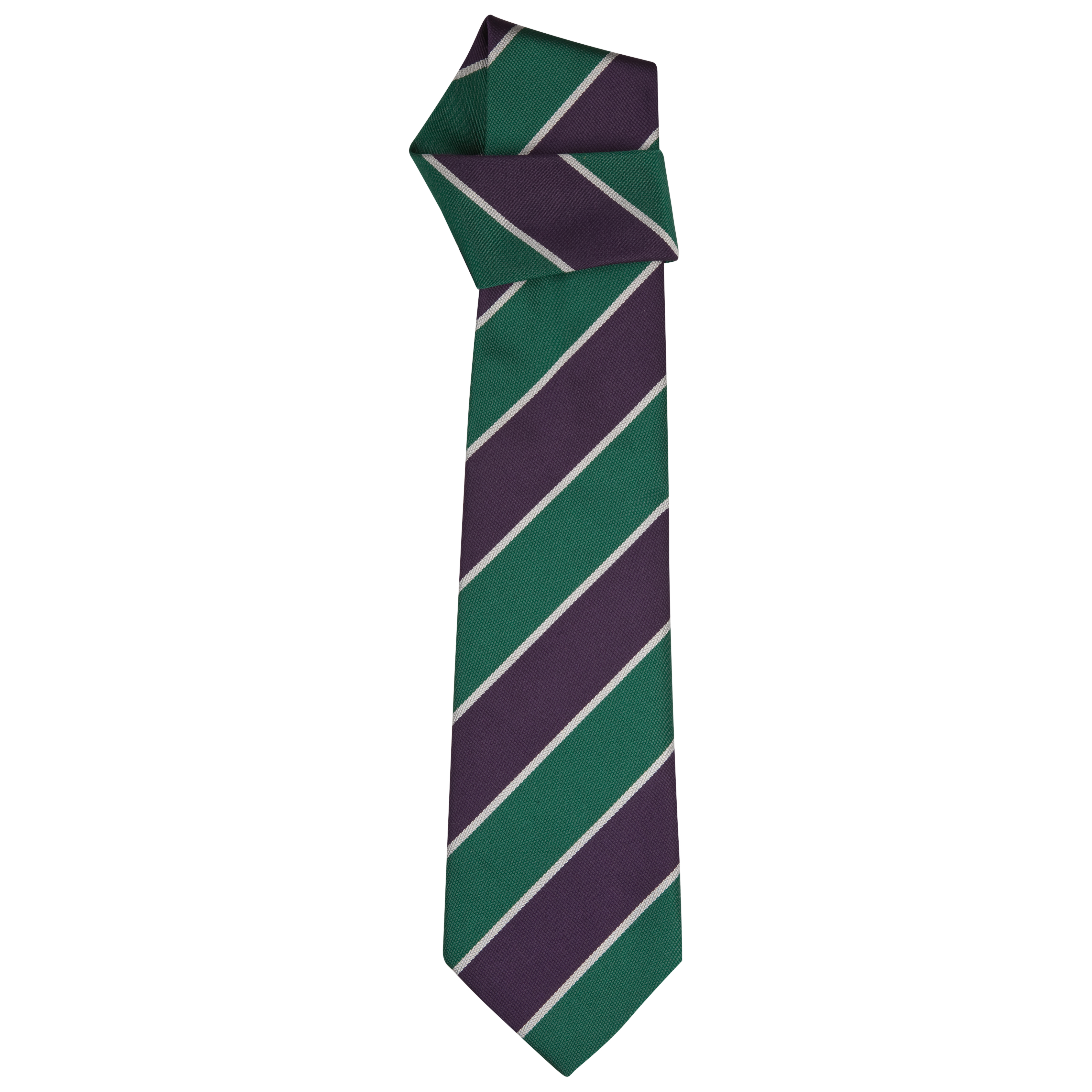 Polo Ralph Lauren Polo Crest Tie - Green/Purple