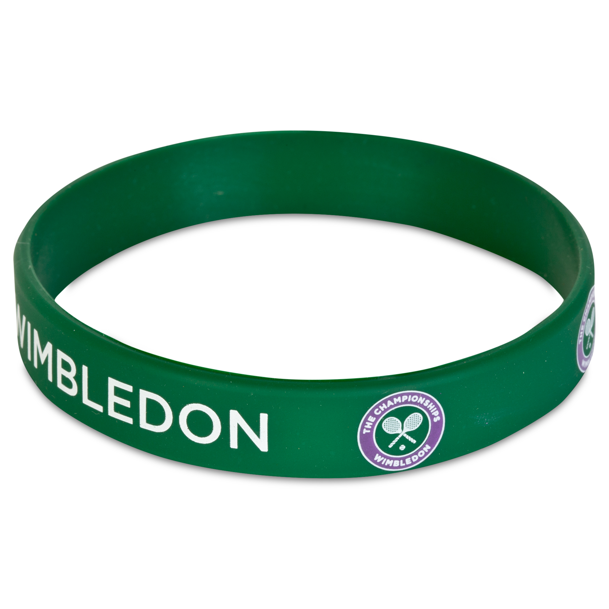 Wimbledon Wrist Band - Green