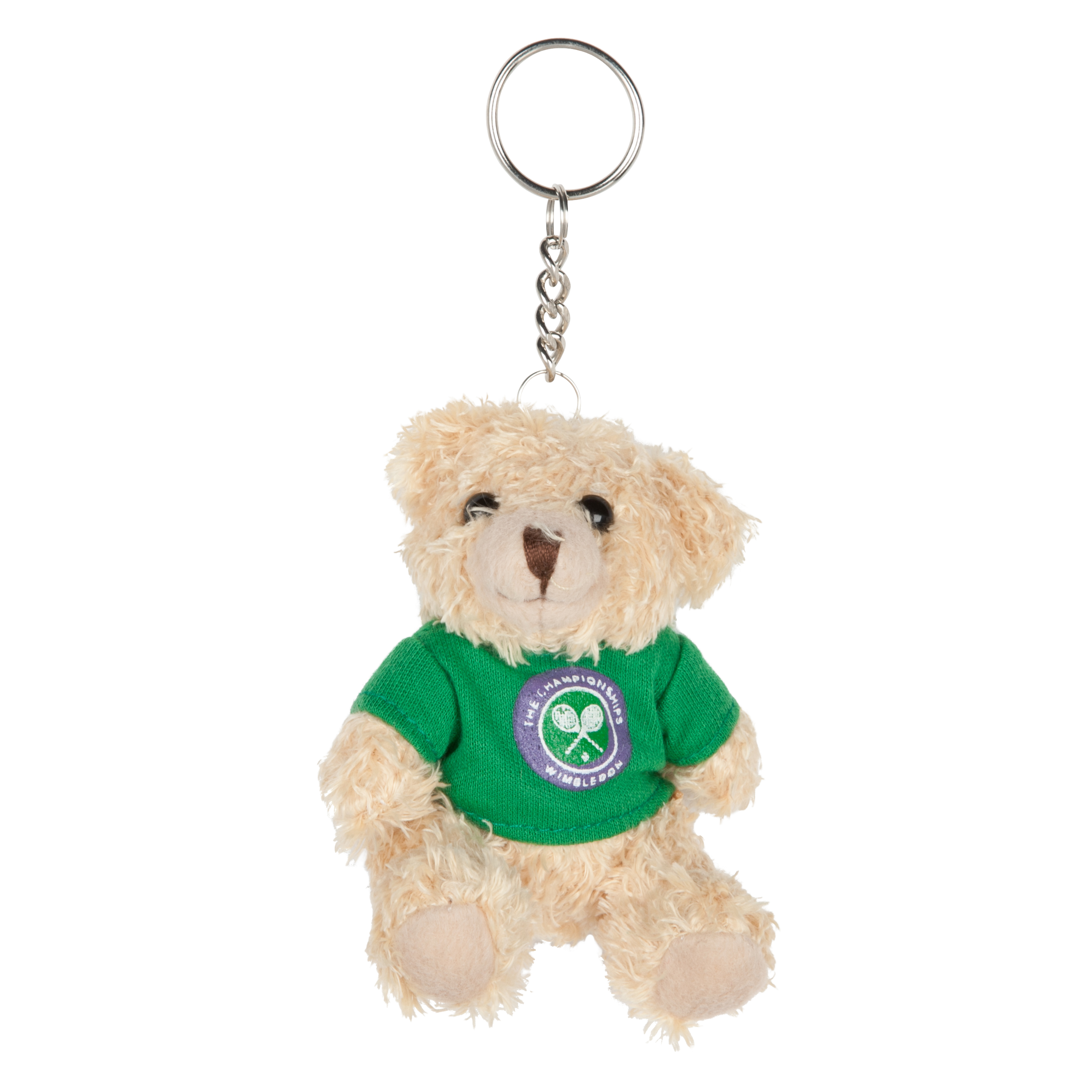Wimbledon Ball Boy Bear Keyring