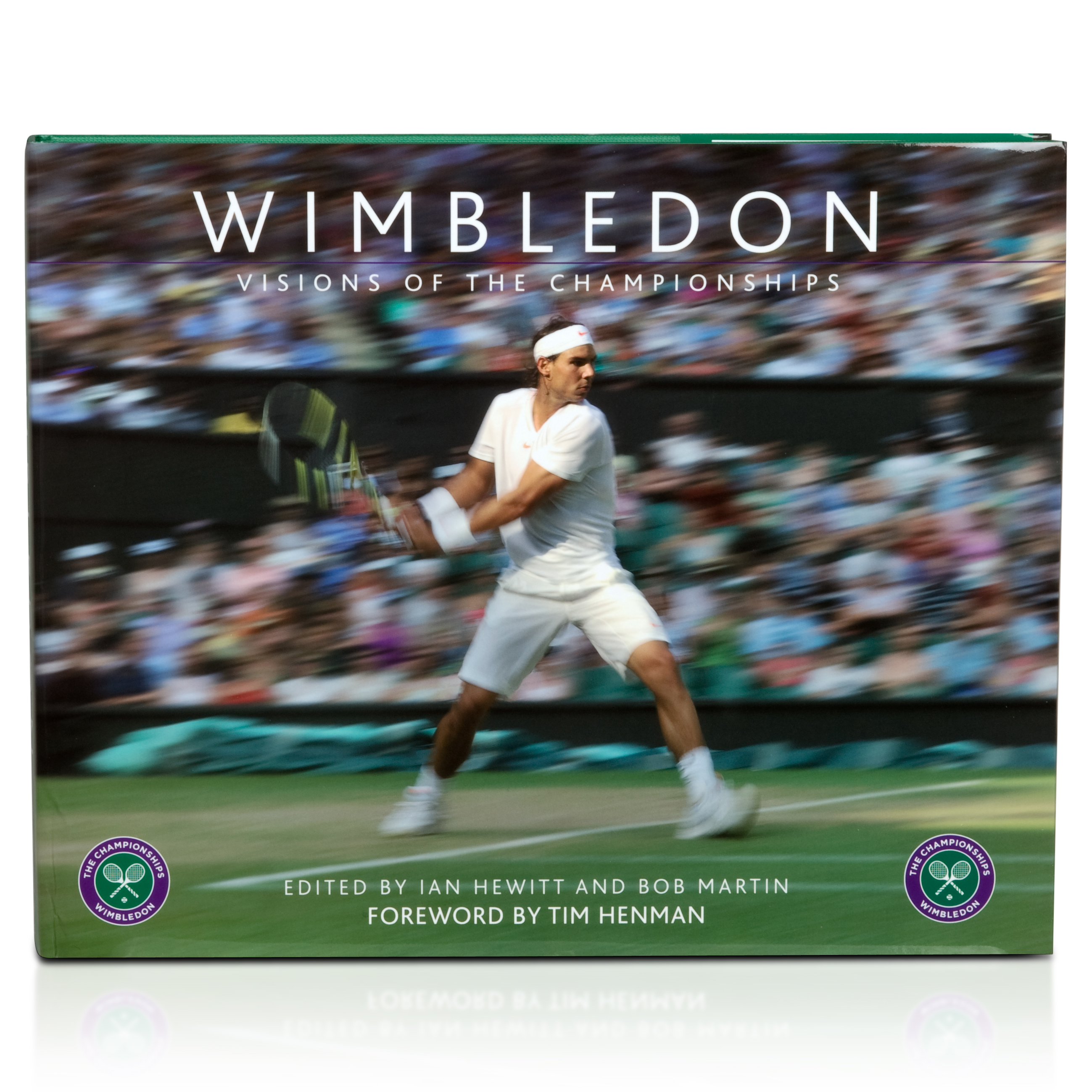 Wimbledon Visions Of The Championships - Book